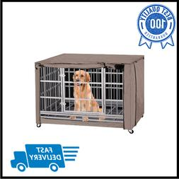 """49"""" Extra Large Giant Breed Dog Crate Kennel XL Pet Wire Cag"""