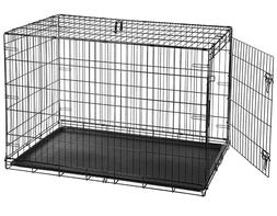 Brand new Extra Large 48 inch dog Kennel with removable tray