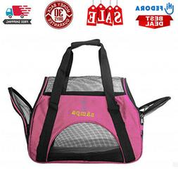 Cat & Small Dog carrier,Airline Approved Soft Sided Pet Carr