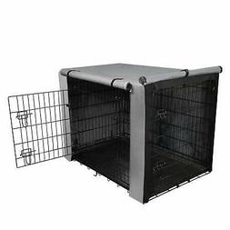 yotache Dog Crate Cover for 18 22 24 30 36 48 Inches Double