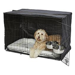 iCrate Dog Crate Starter Kit   48-Inch Dog Crate Kit Ideal f