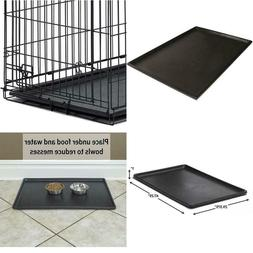 Dog Crate Tray 29,37X47,25 Replacement Pan Pet 48 Inch For K