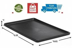 Dog Crate Tray 35,1x23,3 Replacement Pan Pet For Kennel Cage