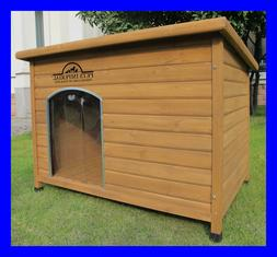 Extra/Large Norfolk Dog Kennel Kennels House With Removable