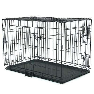 "20""/24""/30""/36""/42""/48"" Pet Dog Folding Crate Wire"
