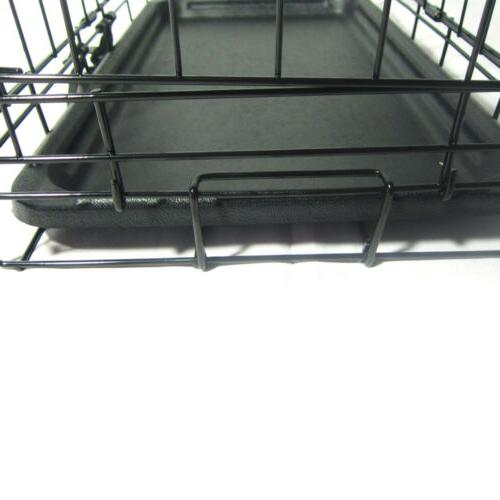 Pet Kennel Dog Folding Small Animal Playpen Cage