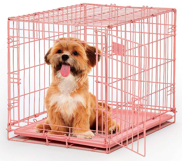 Crate Cage pan Folding Metal Playpen & Cover