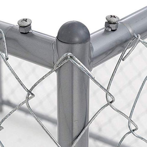Lucky Dog Chain Link