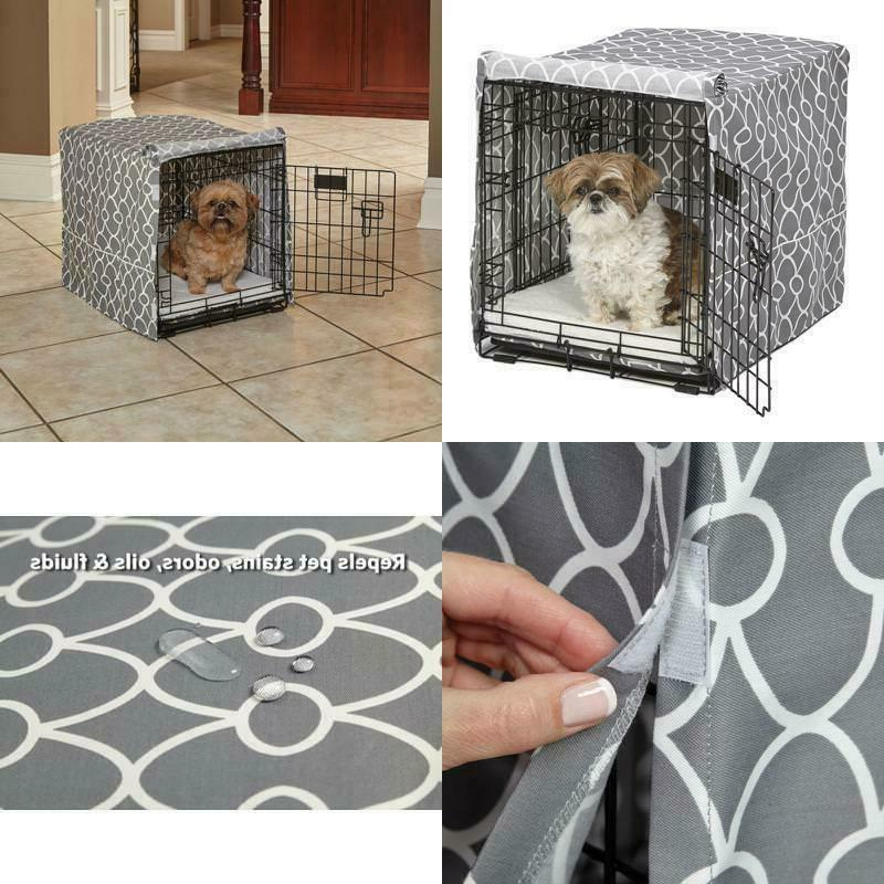 dog crate cover size 24 inch
