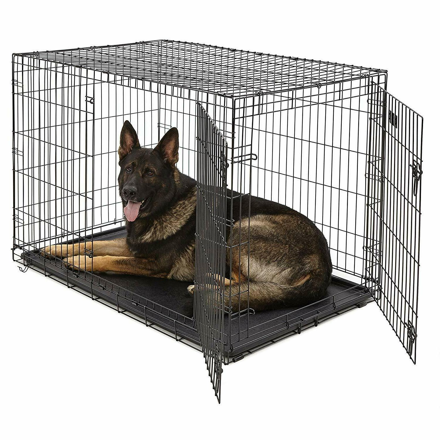 Dog Kennels EXTRA Cage Double BIG