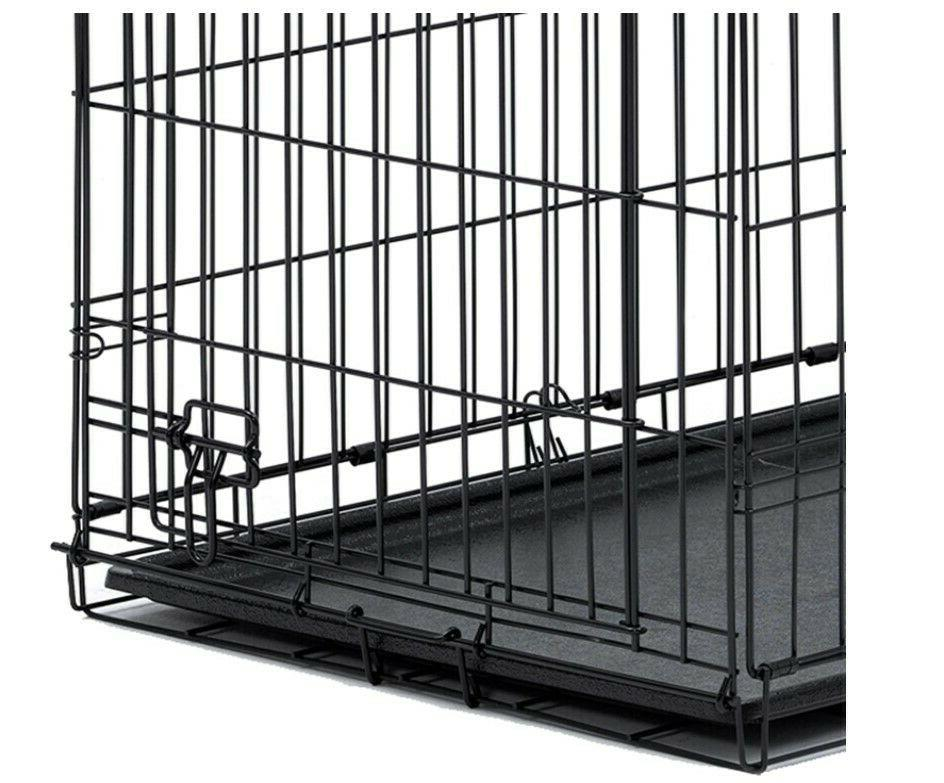 Dog Crate Tray Replacement Pan Kennel Scr
