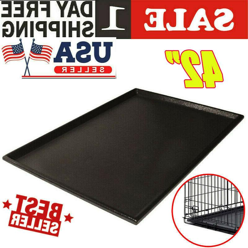 dog crate tray 42 x 28 replacement