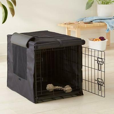 Dog Metal CRATE COVER, 24-Inch Privacy & Comfort animal