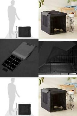 dog metal crate cover 24 inch added
