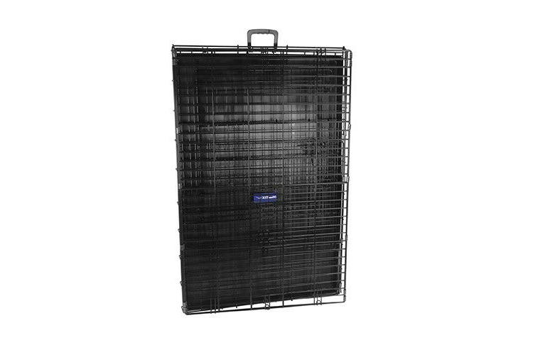 """Extra Large Crate Kennel 48""""/42""""/36""""/30""""/24"""" Pet Cage Metal"""