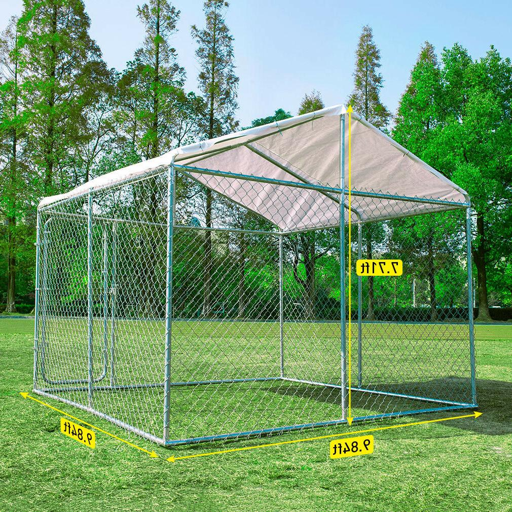 extra large dog cage crate outdoor kennel