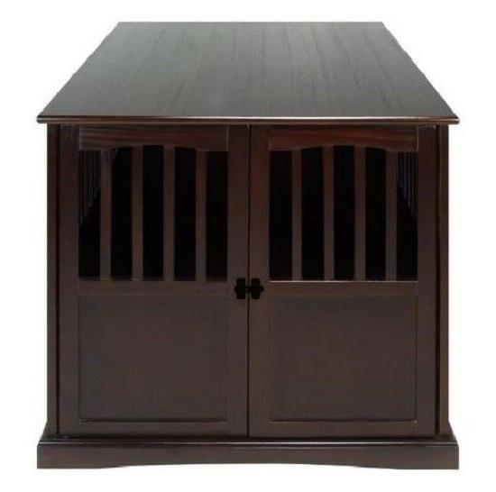 Extra Large Dog Wood End Big Dogs House Cage