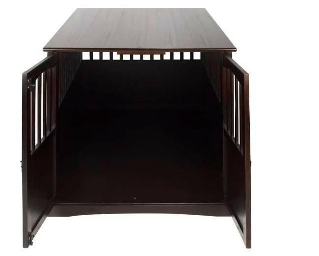 Extra Wood Big Cage Kennel
