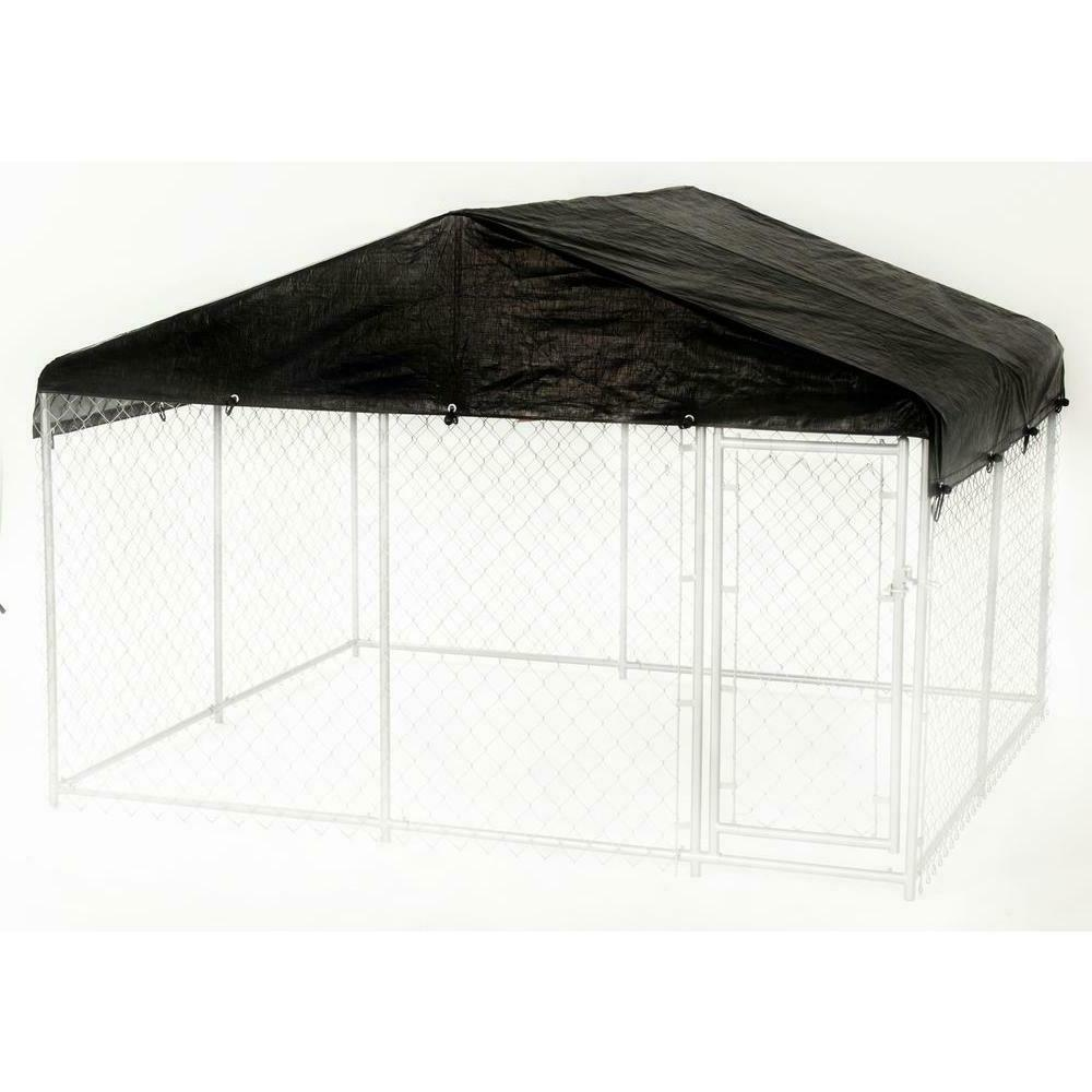 LUCKY Kennel Frame Roof Pet 10x10