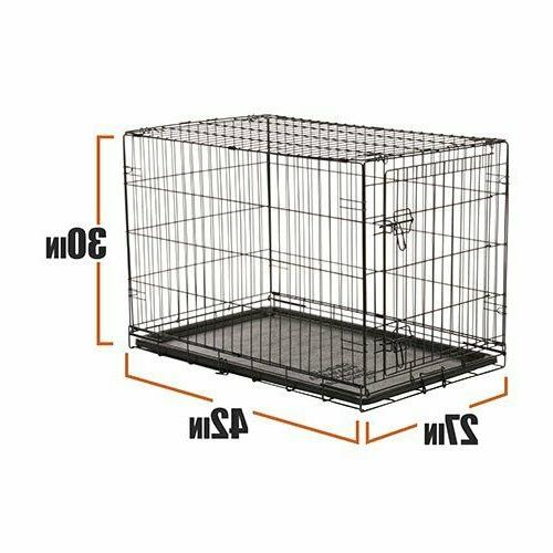 Large Dog Crate Kennel Breed