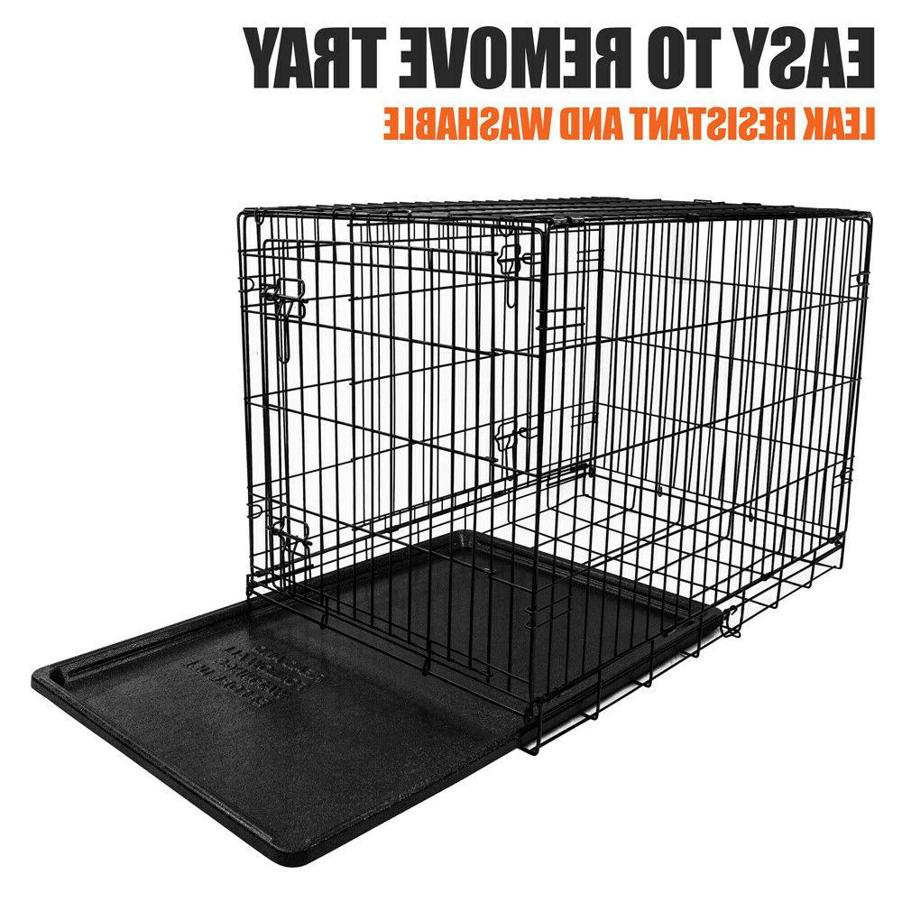 Large Kennel Extra Huge Folding Pet Wire Breed