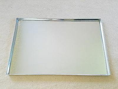replacement dog crate metal pan tray galvanized