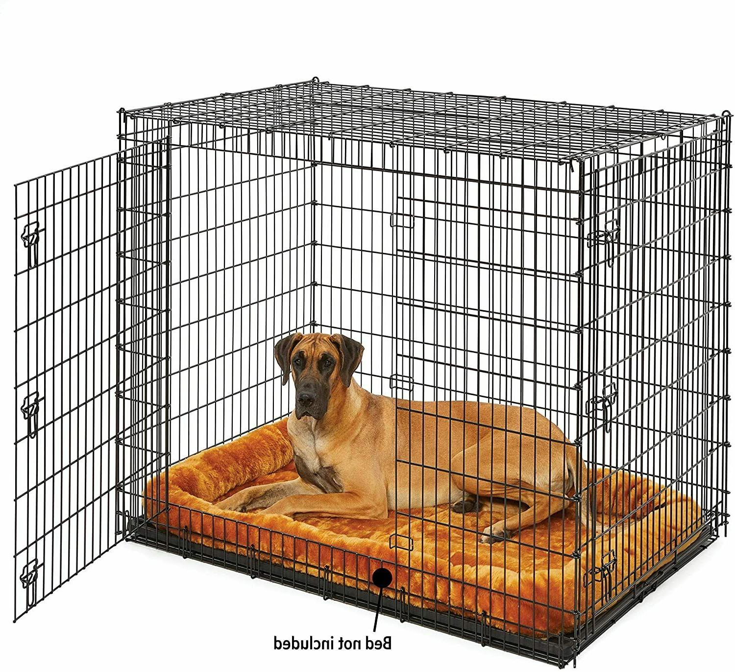 NEW Pets Crate 54-Inch Ginormous