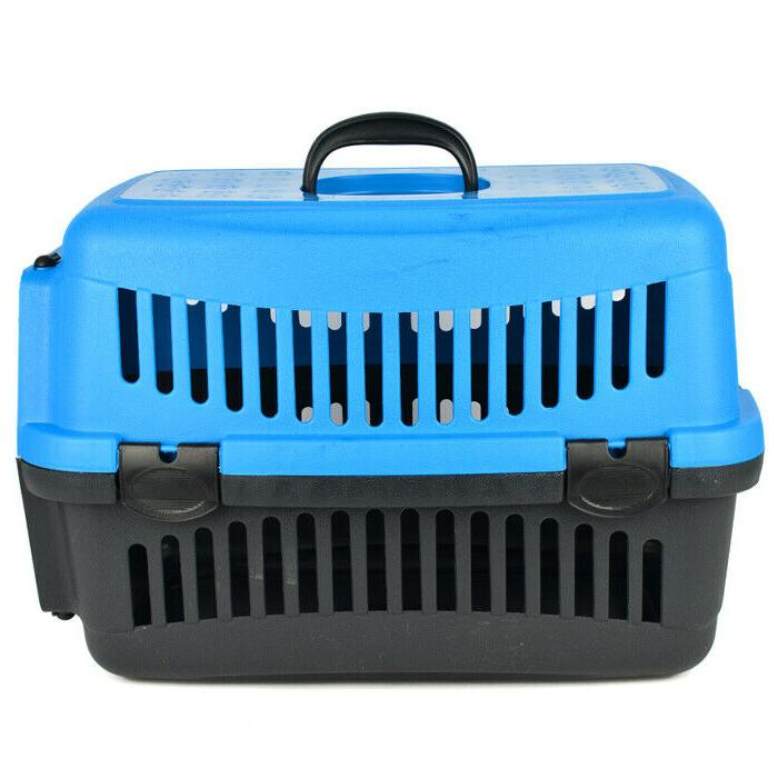 Pet Travel Cat Small Piece Plastic Hard -Sided Portable