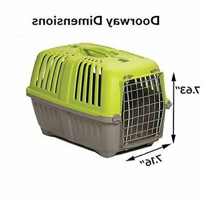 Pet Puppy Carrier Travel Cage Crate Small 19 Inch