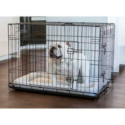 Pet Dog Wire Collapsible 24 x Training Crate New
