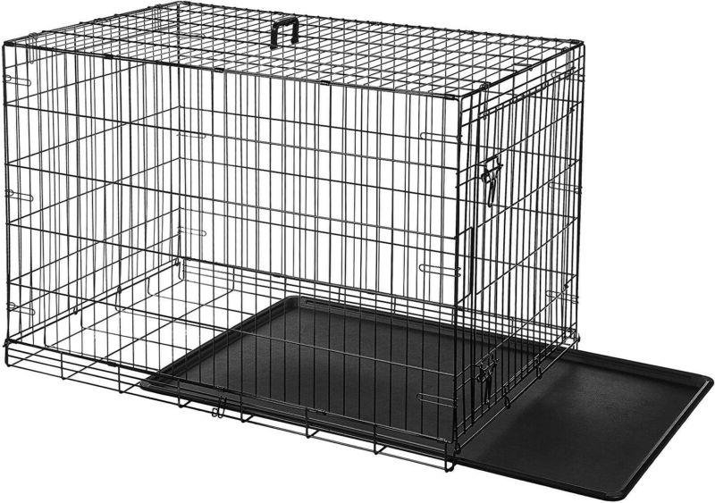 Pet Dog & Crate Replacement Pan Inch Cage