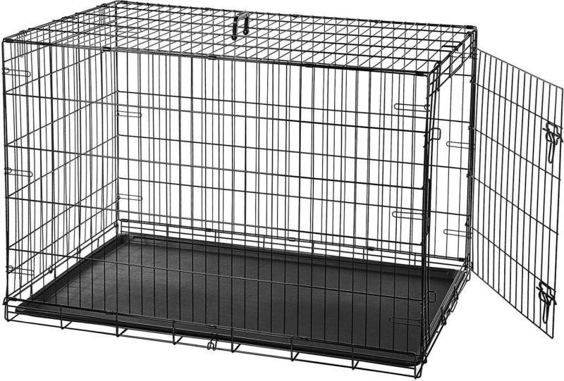 Pet Crate Inch Liner Cage Kennel