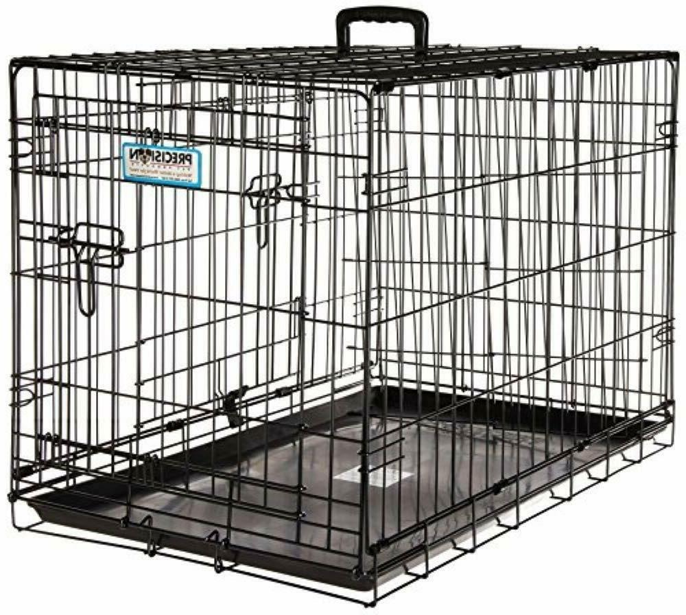"""Precision by """"ProValu"""" Two Door Dog Crate Precision Lock"""