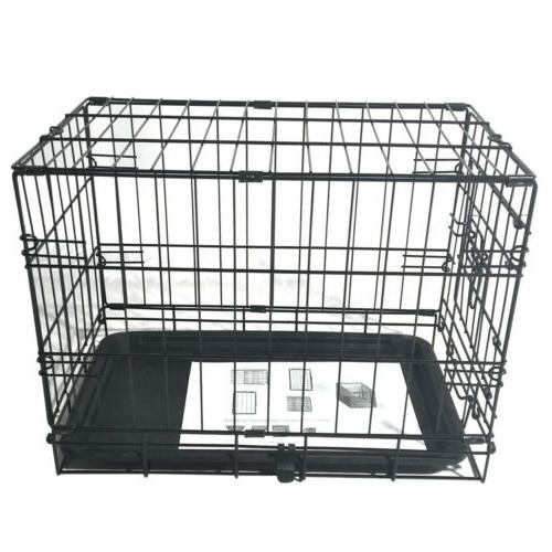 Pet Kennel Folding Animal Wire Cage
