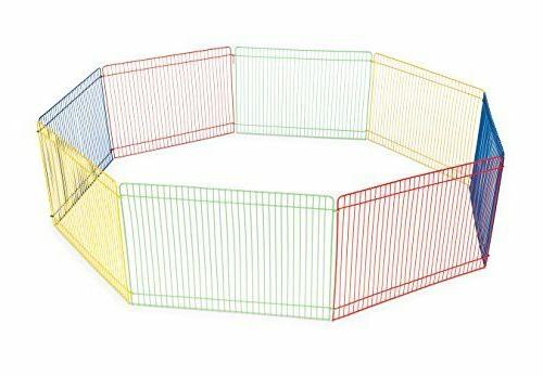 small pet playpen outdoor animal cage dog