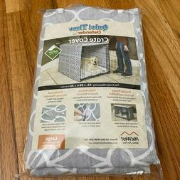 Mid West Quiet Time Defender Dog Pet Crate Cover Large 42L x