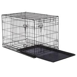 MidWest Homes for Pets Ovation Double Door Dog Crate, 36-Inc