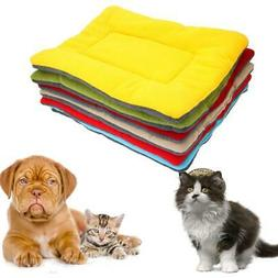 New Small Medium Large Dog Pet Crate Kennel Warm Bed Mat Pad