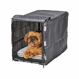 MidWest Homes for Pets New World Dog Crate Cover, Privacy Do