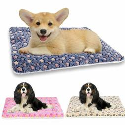 Self Warming Pet Bed Cushion Pad Dog Cat Cage Kennel Crate S