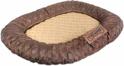 SMALL DOG Kennel & Crate Padded Pet Bed Mat BONE DRY WASHABL