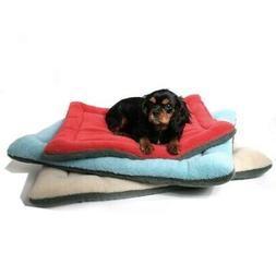 Small Medium Large Dog Pet Crate Kennel Warm Bed Mat Pad Sle