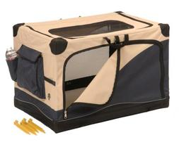 soft side dog puppy crate 4000 softcr4000