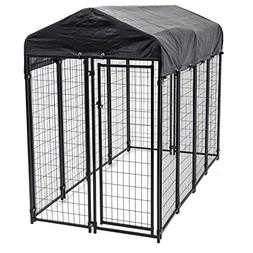 Heavy Duty Dog Cage – Lucky Dog Outdoor Pet Playpen – Th