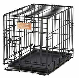 XS Dog Crate XSmall With Divider Folding Heavy Duty Soft Car